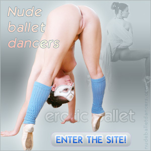 ballet with nude young girls