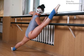 naughty ballet dancer