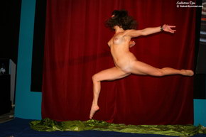 nude ballet dancer pic