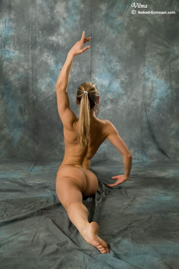 балет ню фото