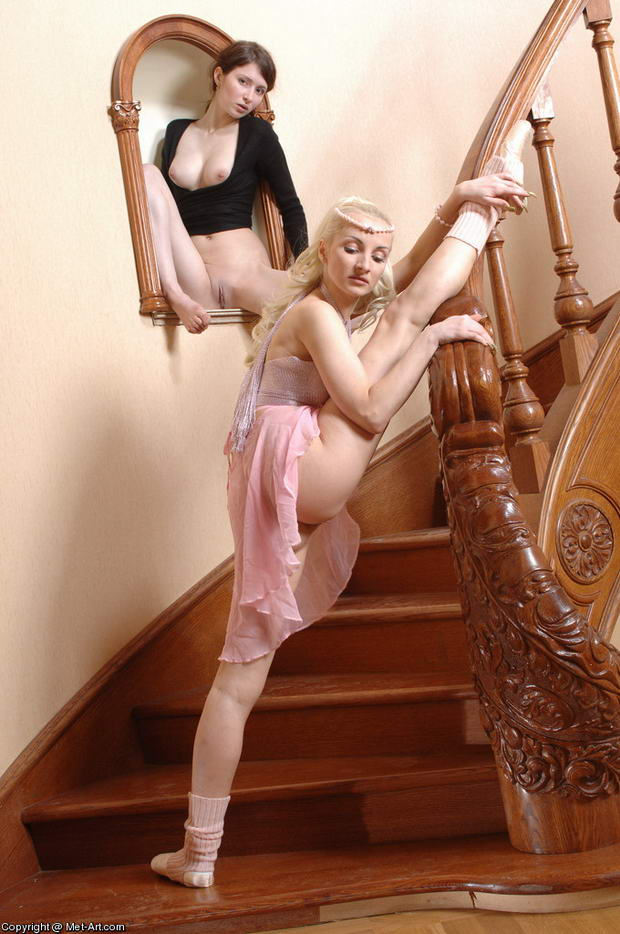 hot nude ballet dancer