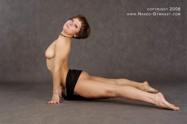 russian flexible girl